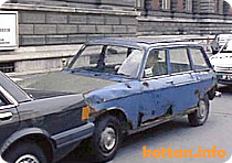 Peugeot 204 Break (Privatwagen)